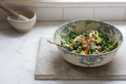 (via Kale Market Salad Recipe - 101 Cookbooks)