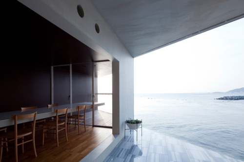 dezeen:  Nowhere but Sajima by Yasutaka Yoshimura Architects