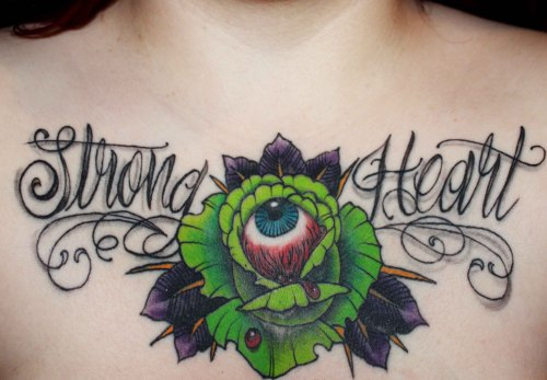 My Chest piece done by Enzo Barbareschi in london in november 2012 photo take on feb 2013