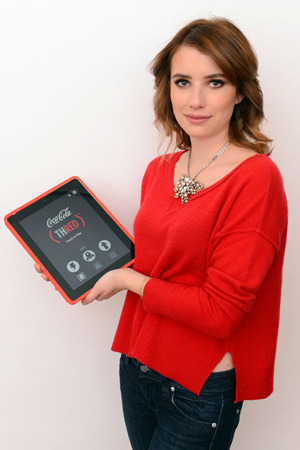Actress Emma Roberts teams up with RED on a fun and do-good app that raises money for AIDS research. Learn more here »