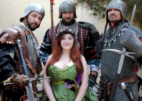 Ren fair is here again! Will be attending the pleasure fair this Sunday as well, look for me and say hello! <3