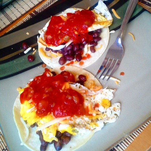 Brinner: Huevos Rancheros