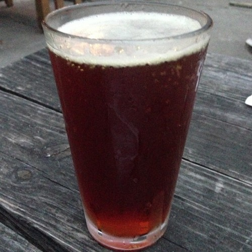 Southern Star Red Cockaded @SouthernStarBC (at Petrol Station)