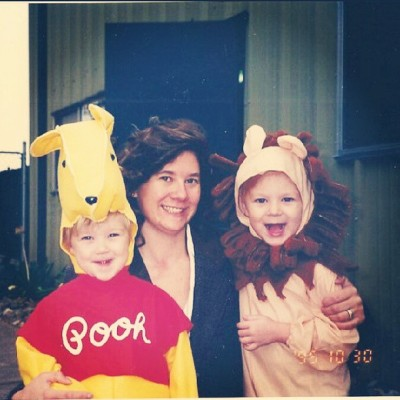 Happy mommys day. Even though we all know Simba really stole the show here.