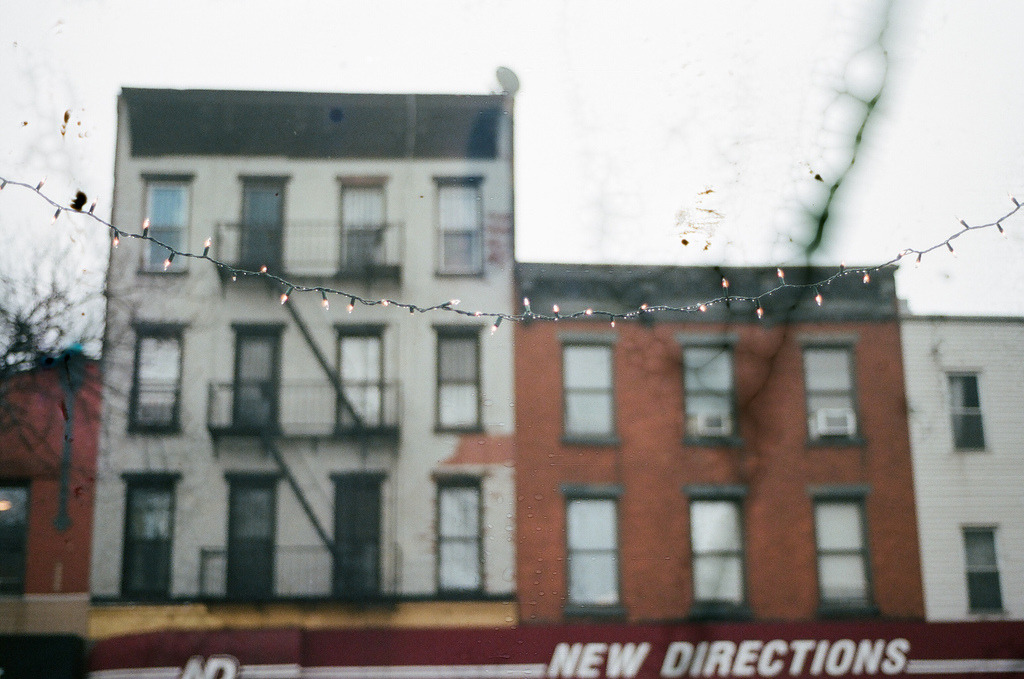 New Directions  Nikon F3 | Fuji 400h  Prospect Heights, Brooklyn