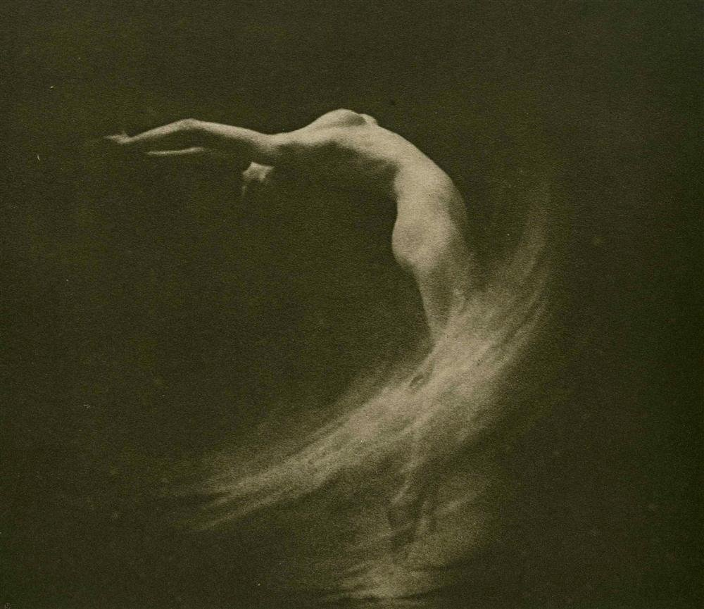 "H. Richardson Cremer ""Au Brisant de la Vague"" 1928"
