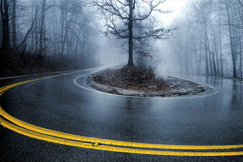 the-absolute-best-photography:  Submitted by 1wantchange:Hairpin  You have to follow this blog, it's really awesome!