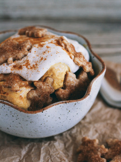 veganrecipecollection:  (via Oh, Ladycakes: Pumpkin pie sundaes)