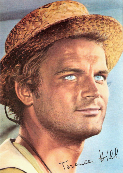 s-wonderful-s-marvelous:  Mario Girotti (Terence Hill) by Truus, Bob & Jan too! on Flickr. ¤