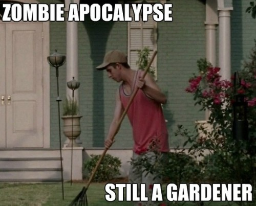 The Walking Dead: Gardener