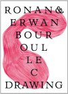 "Ronan & Erwan Bouroullec: Drawing  Cornel Windlin (Editor), Ronan & Erwan Bouroullec (Artist)  This volume unveils a little-seen side of the daily studio work of acclaimed designers Ronan and Erwan Bouroullec (born 1971 and 1976): their drawing. Printed on newsprint and gorgeously designed, this chunky book has been put together from a volume of sketchbooks and drawings realized between 2004 and 2012, totaling more than 850 color and black-and-white works. Ronan and Erwan Bouroullec have worked together since 1998 for numerous manufacturers, among them Vitra and Cappellini. Among their iconic pieces are the ""Disintegrated Kitchen"" (1997), the ""Spring Chair"" (2000), and, more recently, the ""Vegetal Chair"" (2009). They have also worked with Issey Miyake, Camper and Kvadrat on architectural projects. Drawing is published on the occasion of several exhibitions of Ronan & Erwan Bouroullec's designs, including their retrospective at the Musée des Arts Décoratifs, Paris."