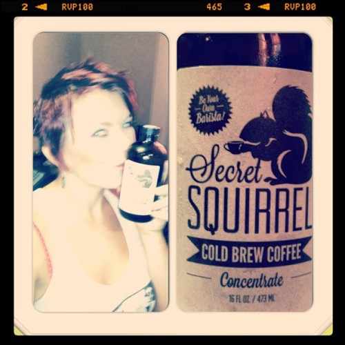 #secretsquirrelcoldbrew #cookinwgreaseradio (at The Church)
