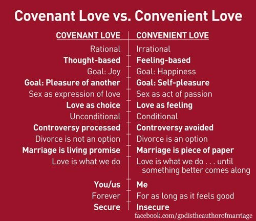 "faithfulfashionista:  Love having ""covenant love""! Keep the covenant you have made with God and your spouse. It is so worth it! Please ""like"" and share God is the Author of Marriage"