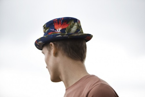FILED UNDER: Pork Pie Hats Men's fashion magazine Fantastic Man has picked this pork pie-style hat from Japanese brand Engineered Garments as an unexpected choice for men's accessories this summer.