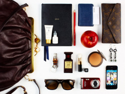 malofamerica:  What's in my bag