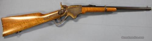 firearms guns rifles lever action reproduction spencer carbine cimarron model 1865 m1865 .45 colt .45 long colt vintage