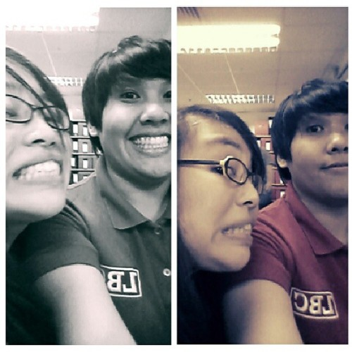 5pm Madness with @monalcoseba. :D