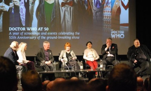 Doctor Who at 50: The Tomb of the Cybermen screening at the BFI   Classic 1960s Doctor Who on the big screen and a top line-up of guests – it's another hit for the British Film Institute… This month, the BFI turned the clock back to 1967 for the stone-cold classic, The Tomb of the Cybermen, starring second Doctor Patrick Troughton….   Read the story at Radio Times