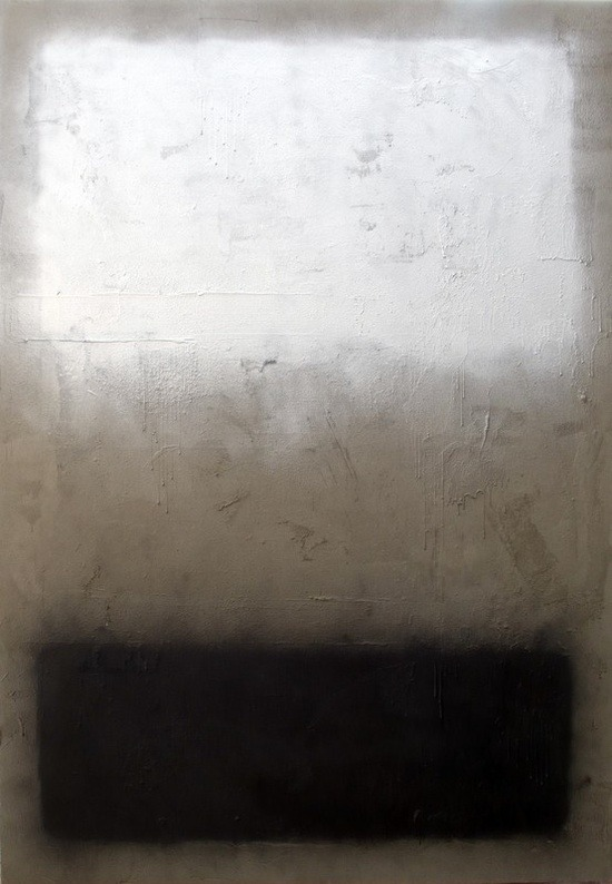 7while23:  Marc Bijl, The Loss (after Mark Rothko), 2010