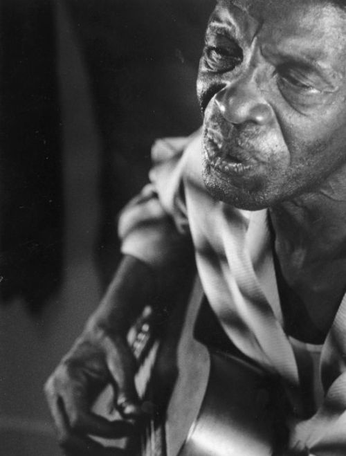 rootsnbluesfestival:  Lightnin' Hopkins