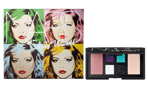 The best holiday's 2012 beauty Looks.  NARS Andy Warhol Holiday collection