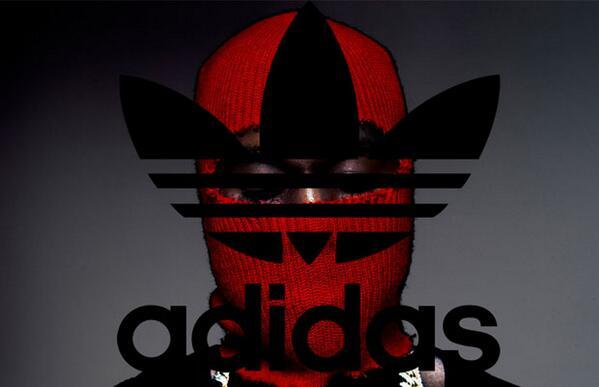 """KANYE WEST x ADIDAS: OFFICIAL STATEMENT For 2014, we welcome to the adidas family one of the most influential cultural icons of this generation, Kanye West. Well known for breaking boundaries across music, film and design and partnering with our history in street wear culture and leading innovations in sport, we look forward to creating a new chapter. Details to follow."""""""