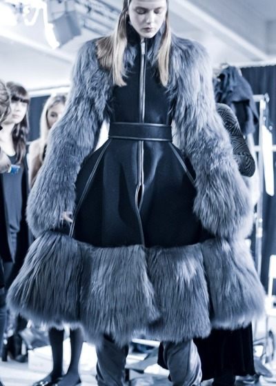 edge-to-edge:  Gareth Pugh - AW12
