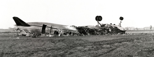 Linjeflyg Flight 277- 11/20/1964 - Ängelholm, Sweden - 31 fatalities, 12 survivors.