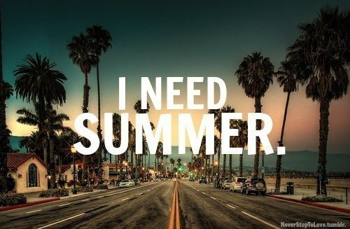 ohuqtpi:  summer days | Tumblr on We Heart It - http://weheartit.com/entry/50292142/via/amanda_lev