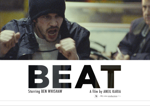 hypnicjerker:  BEAT  is a short film which documents a day in the life of a man who appears to be walking a paper-thin line between hopelessness and euphoria. It is about the sprawling chaos and oppressive loneliness that can coexist in the city, and a man who finds his withdrawal from the world challenged by a visceral force. BEAT stars Ben Whishaw (Skyfall, Cloud Atlas, The Hour)  and was shot by Stuart Bentley who recently DoP'd Wasteland  (Summer 2013). The film was edited by Amanda James who has cut award-winning music videos for the likes of Jay-Z and LCD Soundsystem. A teaser for the film can be seen here…