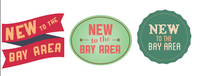 a few banners I worked on for a Bay Area product launch, the client ultimately chose a different direction for the final posters, but I still really like these.