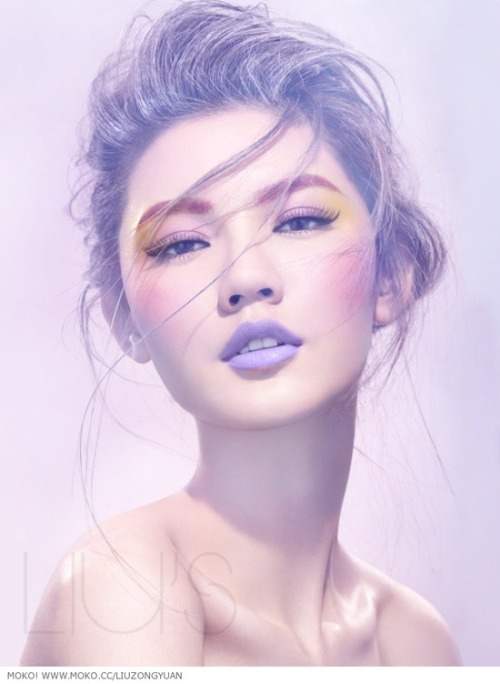 Fashion Trend: Sweet Sweet Pastels.  Pastel beauty