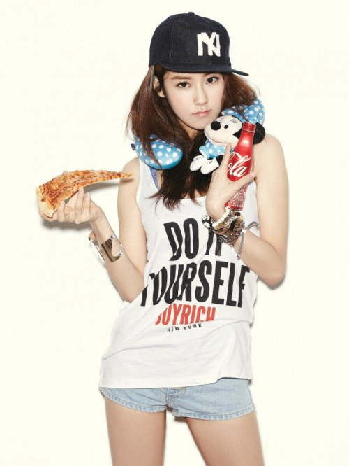 4Minute: Gayoon - Oh Boy Magazine Photos (4)