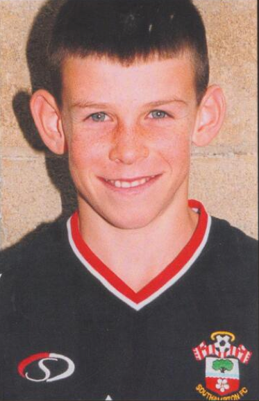 Your Young Player of the Year when he was REALLY young.