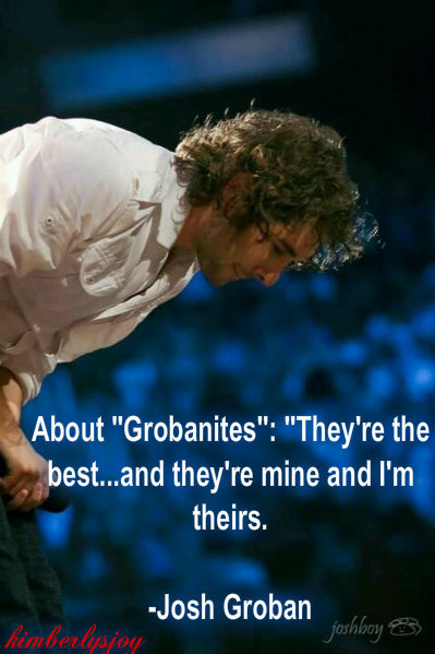 kimberlysjoy:  Josh Groban - Mine