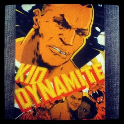Kid Dynamite courtesy of @NoMasNYC