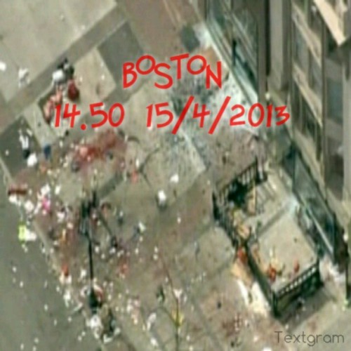 How could they? WHY? #BostonMarathon #Boston4152013 #Boston #sympathies