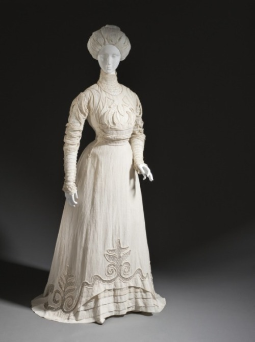Dress 1908 The Los Angeles County Museum of Art