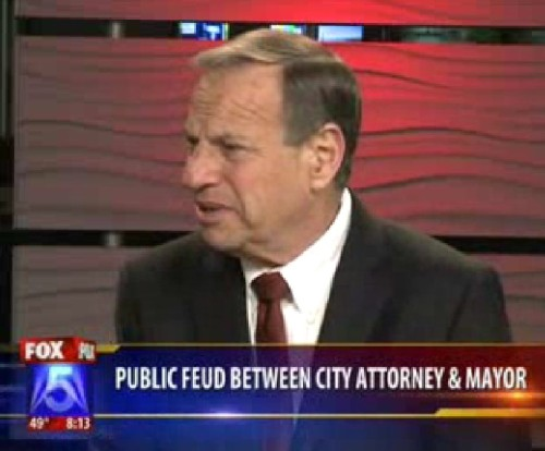 Another news report on the embarrassing, uncivil behavior of San Diego Mayor Bob Filner. He must think he is back in Congress, hurling accusations and personal insults against fellow public servants.