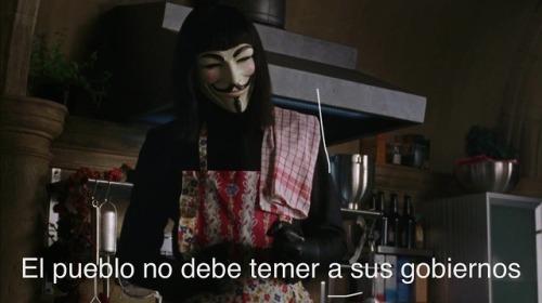 weonderland:  V for Vendetta (2005)