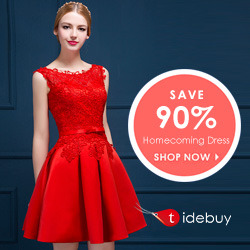 Tidebuy Cute Homecoming Dresses