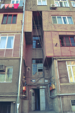 architectureofdoom:  Yerevan, Armenia