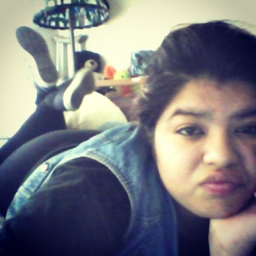 Bored asf😒 #MyFace #Chucks #Bored