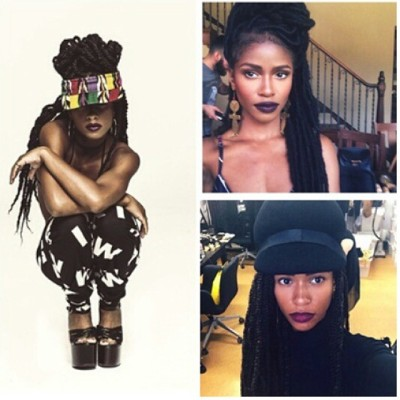 #WCW - Simone Battle. Still heartbroken about her death. Such a stylish, beautiful and inspirational young woman gone far too soon - absolute angel. #RIPSimoneBattle