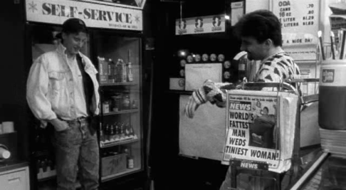 Clerks, 1994 (dir. Kevin Smith)