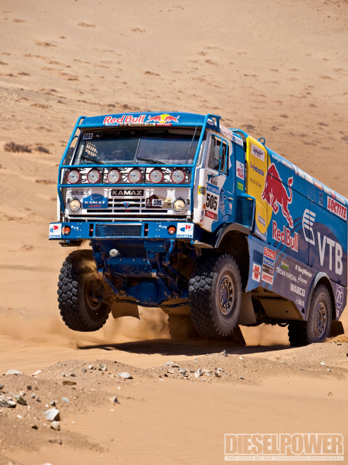 beingzillah:  Awesome Kamaz shot via DieselPower Magazine