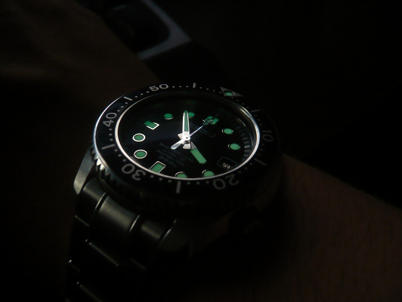 chronometerpics:  Seiko Marinemaster 300 (MM300)