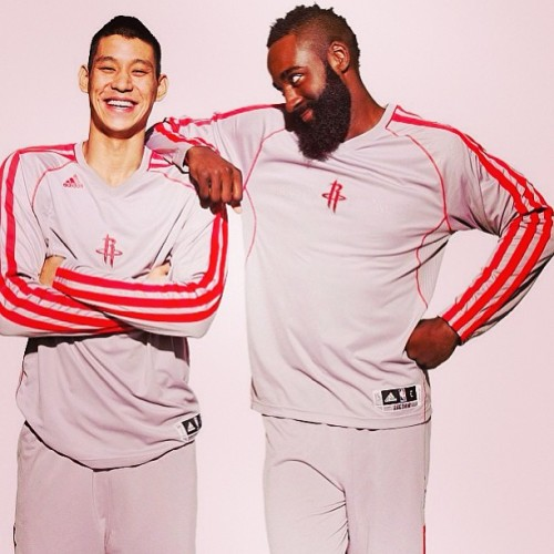 th-d-actionreaction:  Hardlin ❤ #jeremylin #linsanity #jamesharden #houstonrockets