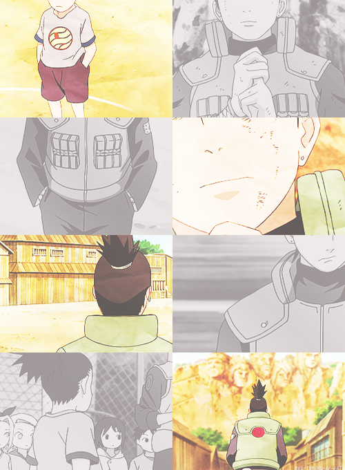 Shikamaru + Faceless | Requested by kakuzu
