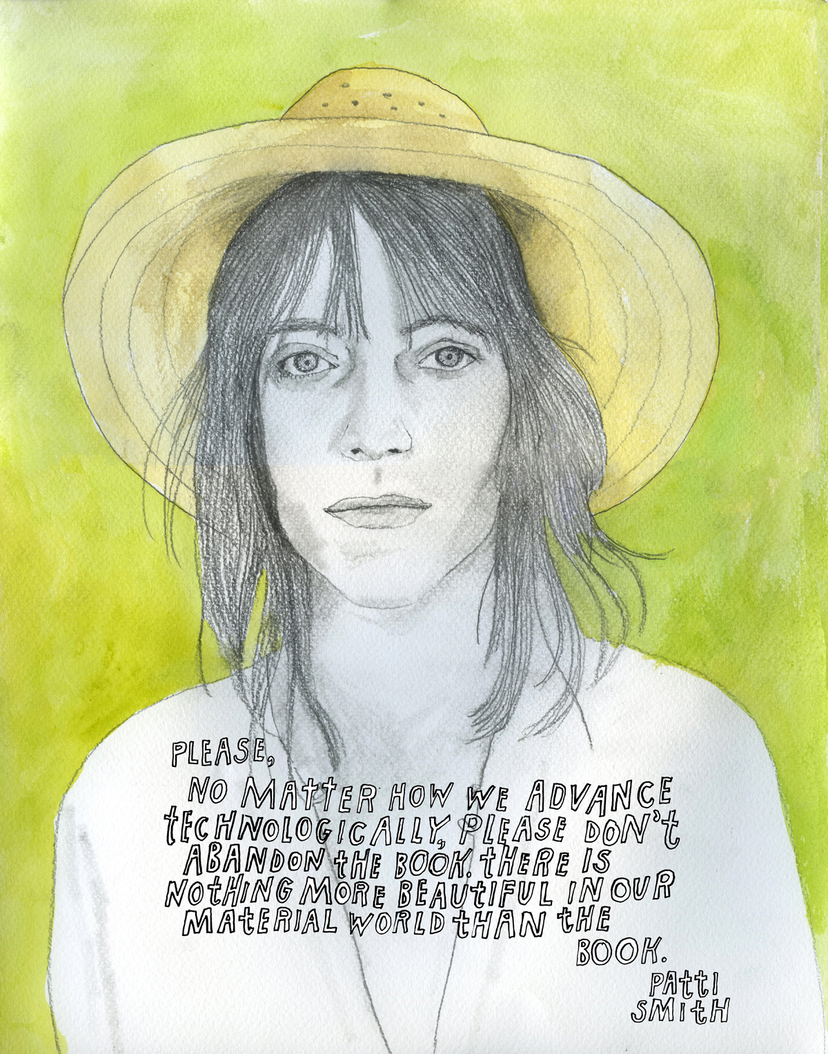 explore-blog:  Patti Smith, reconstructionist. Pair with Carl Sagan on books.  True that!